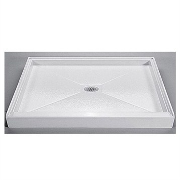 "MTI MTSB-4832 Shower Base, 48"" x 32"" by MTI"