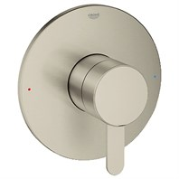 Grohe Europlus Dual Function Pressure Balance Trim with Control Module - Brushed Nickel GRO 19881EN0