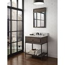 "Fairmont Designs 30"" Toledo Open Shelf Vanity - Driftwood Gray 1401-VH30"