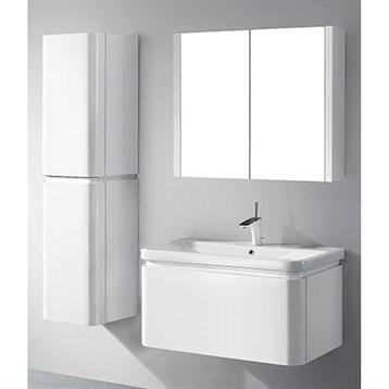 "Madeli Euro 36"" Bathroom Vanity for Integrated Basin, Glossy White B930-36-002-GW by Madeli"