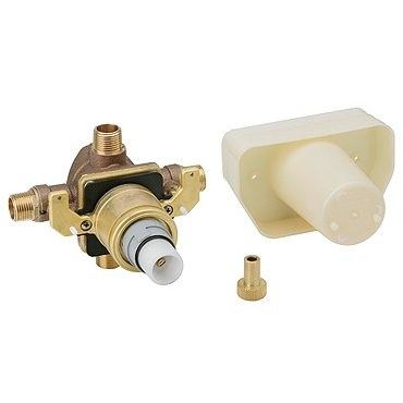 "Grohe Grohtherm 1/2"" Thermostatic Rough-In Valvenohtin Sale $224.99 SKU: GRO 34331000 :"