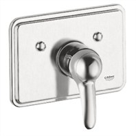Grohe Talia Trim Thermostat - Infinity Brushed Nickel