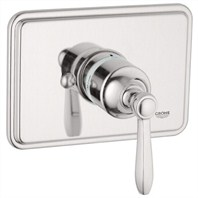 Grohe Somerset Pressure Balance Valve Trim - Infinity Brushed Nickel