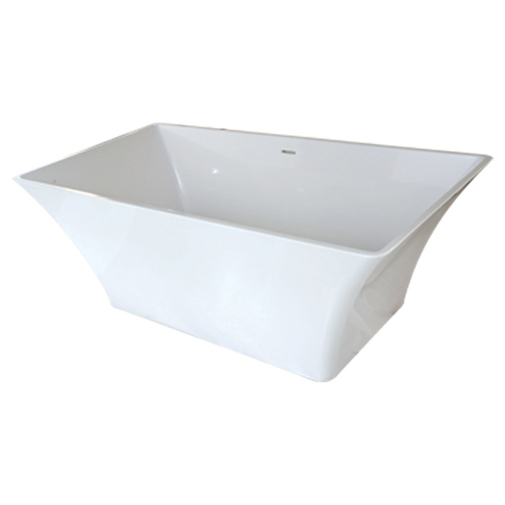 Hydro Systems Hyde 6834 Freestanding Tub HYD6834H