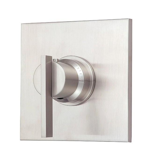 "Danze® Sirius™ Single Handle 3/4"" Thermostatic Shower Valve Trim Kit - Brushed Nickelnohtin Sale $279.75 SKU: D562044BNT :"