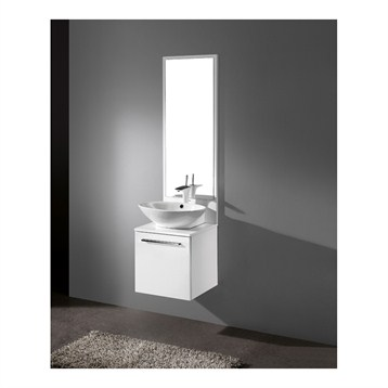 "Madeli Alassio 18"" Bathroom Vanity, Glossy White B900-18-002-GW by Madeli"