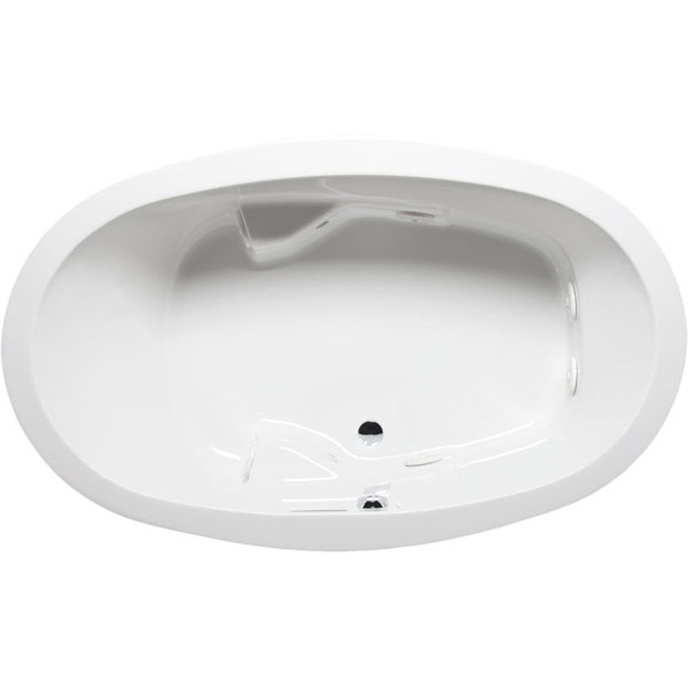 "Americh Paciano 7244 Whisper Bathtub (72"" x 44"" x 23"")nohtin Sale $4875.00 SKU: PC7244W :"