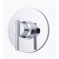 "Danze® Parma™ Single Handle 3/4"" Thermostatic Shower Valve Trim Kit - Chrome"