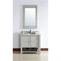 "James Martin 36"" Madison Single Vanity - Dove Gray 800-V36-DVG"