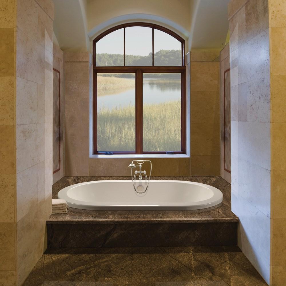 """MTI New Yorker 1 Tub (71.5"""" x 41.75"""" x 22.5"""")nohtin Sale $1605.00 SKU: MTDS-54 :"""
