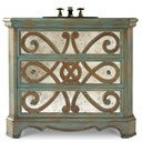 "Cole & Co. 36"" Designer Series Sophia Hall Chest - Soft and Subtle Sage 11.23.275536.66"