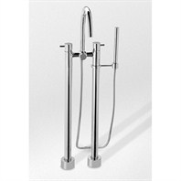 TOTO Two-Handle Freestanding Tub Filler TB100DF