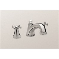 TOTO Vivian Deck-Mount Tub Filler Trim with Cross Handles TB220DD
