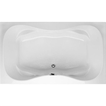 Hydro Systems Evansport 7242 Tub EVA7242 by Hydro Systems