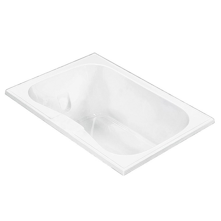 "MTI Georgian 4 Tub Petite Slim (59.5"" x 35.5"" x 19.875"")"