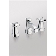 TOTO Ethos Design NI Widespread Lavatory Faucet - Polished Chrome