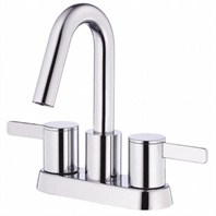 Danze Amalfi Two Handle Centerset Lavatory Faucet - Chrome D301030