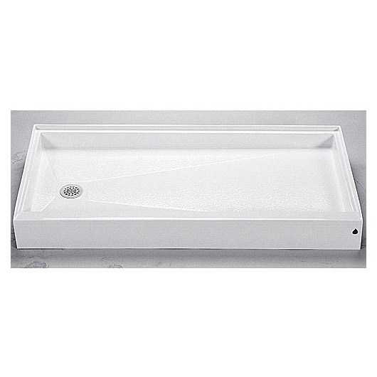"MTI MTSB-6030 Shower Base (59.625"" x 30"")nohtin Sale $978.75 SKU: MTSB-6030 :"