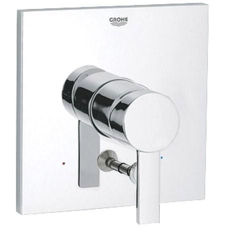 Grohe Allure Pressure Balance Diverter Valve Trim - Starlight Chromenohtin Sale $295.99 SKU: GRO 19376000 :