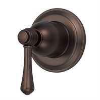"Danze® Opulence™ Single Handle 3/4"" Volume Control Valve Trim Kit - Oil Rubbed Bronze"