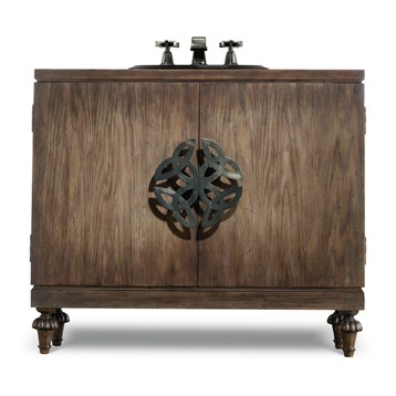 "Cole & Co. 42"" Designer Series Briggs Sink Chest, Natural medium chestnut 11.22.275542.65 by Cole & Co."