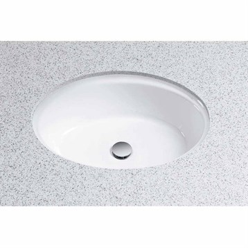 Toto Dartmouth Undercounter Lavatory, 17-1/4 x 12-7/8 Oval LT643 by Toto