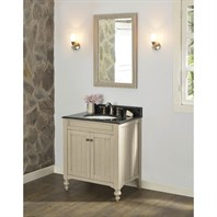 "Fairmont Designs Crosswinds 30"" Vanity - Slate Gray 1524-V30"