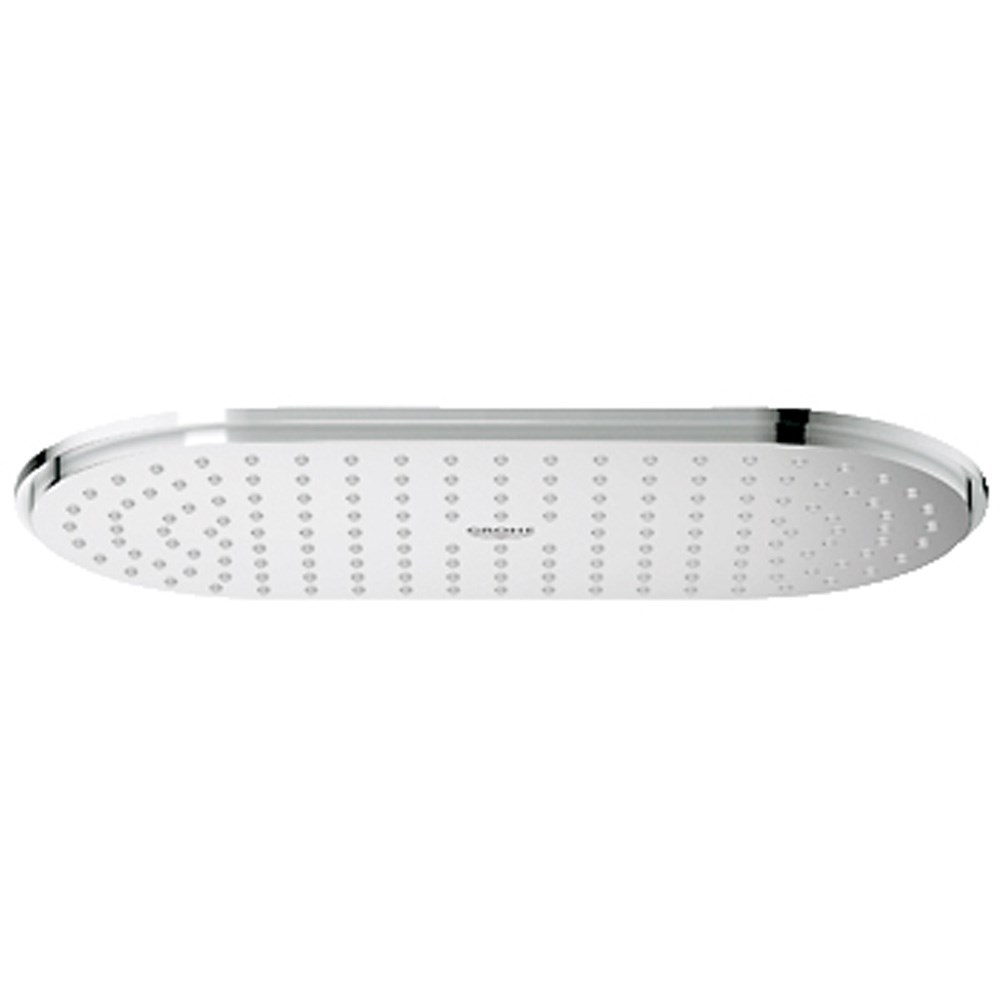 Grohe Rainshower Ceiling Shower - Starlight Chromenohtin Sale $628.99 SKU: GRO 27862000 :