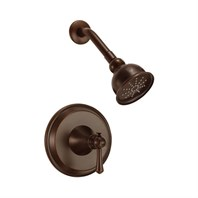 Danze Cape Anne Shower Only - Tumbled Bronze D500526BRT