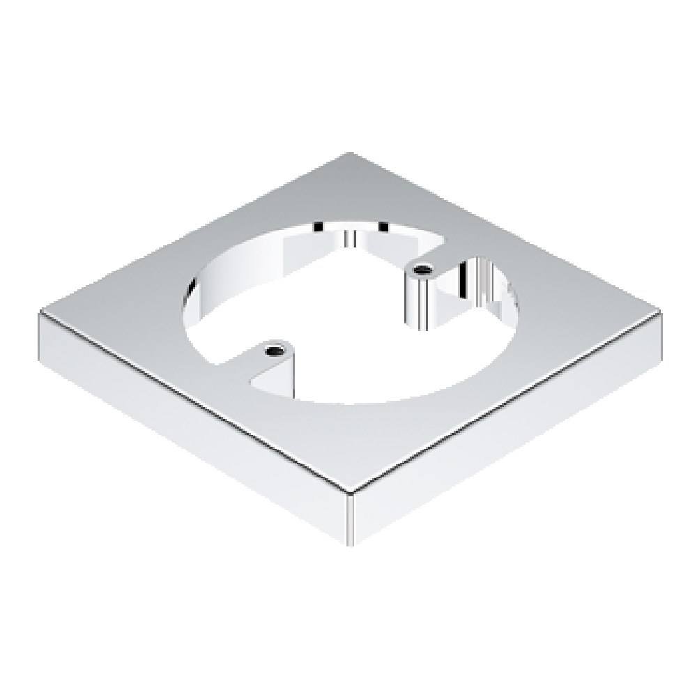 Grohe Allure F-digital Decorative Trim Plate for Single Digital Controller and Diverter - Starlight Chromenohtin Sale $116.99 SKU: GRO 40710000 :