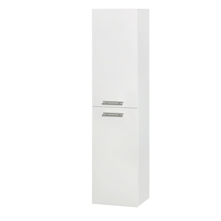 Amare Wall Cabinet by Wyndham Collection - Glossy White WC-RYV205-WHT