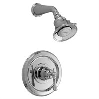 JADO Hatteras Pressure Balance Shower Set - Lever Handle 842451