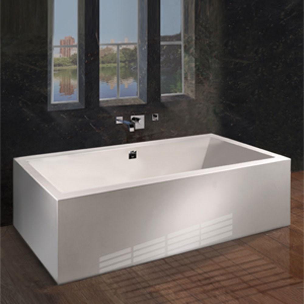 Mti Andrea 18a Freestanding Sculpted Tub 72 X 48 25 24 Free Shipping Modern Bathroom