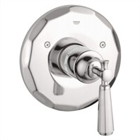 Grohe Kensington Thermostat Trim - Infinity Brushed Nickel