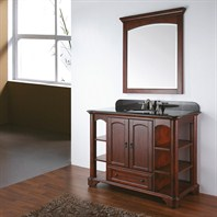 "Avanity Vermont 49"" Single Bathroom Vanity - Mahogany VERMONT-V48-MA"