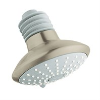 Grohe Euphoria 110 Duo Two-Spray Shower Head - Brushed Nickel GRO 27246EN0