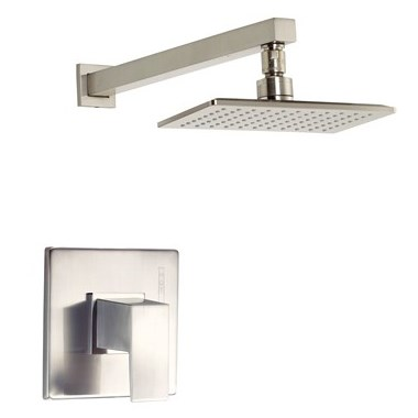 Danze Mid-Town Trim Only Single Handle Pressure Balance Shower Faucet - Brushed Nickelnohtin Sale $332.25 SKU: D502562BNT :