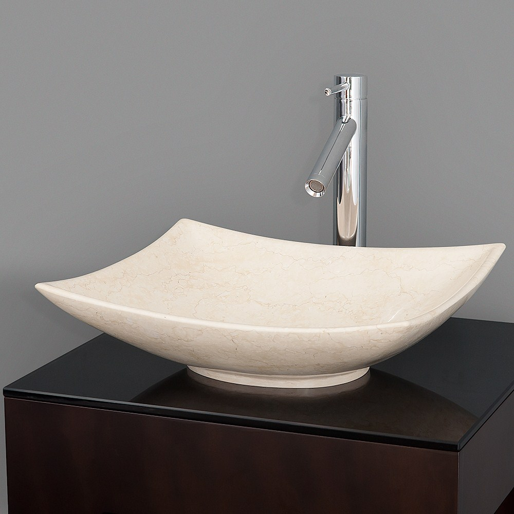Arista Vessel Sink By Wyndham Collection