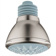 Grohe Relexa Ultra 5 Shower Head - Infinity Brushed Nickel