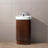 "Vigo 20"" Calantha Single Bathroom Vanity - Wenge VG09017118K1"
