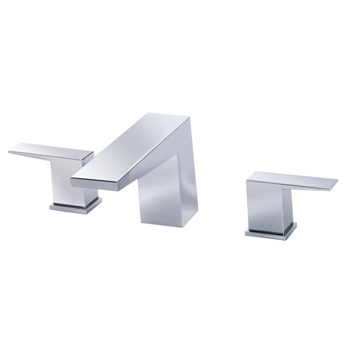 Danze Mid-Town Roman Tub Faucet Trim Kit - Chrome D300962T