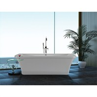 "MTI Normandy 2 Tub (66"" x 35.75"" x 22.625"") MTDS-145"