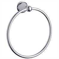 Grohe Seabury Towel Ring - Starlight Chrome