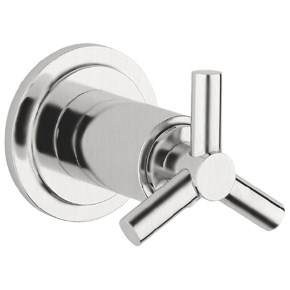 Grohe Atrio Volume Control Trim, Infinity Brushed Nickel by GROHE
