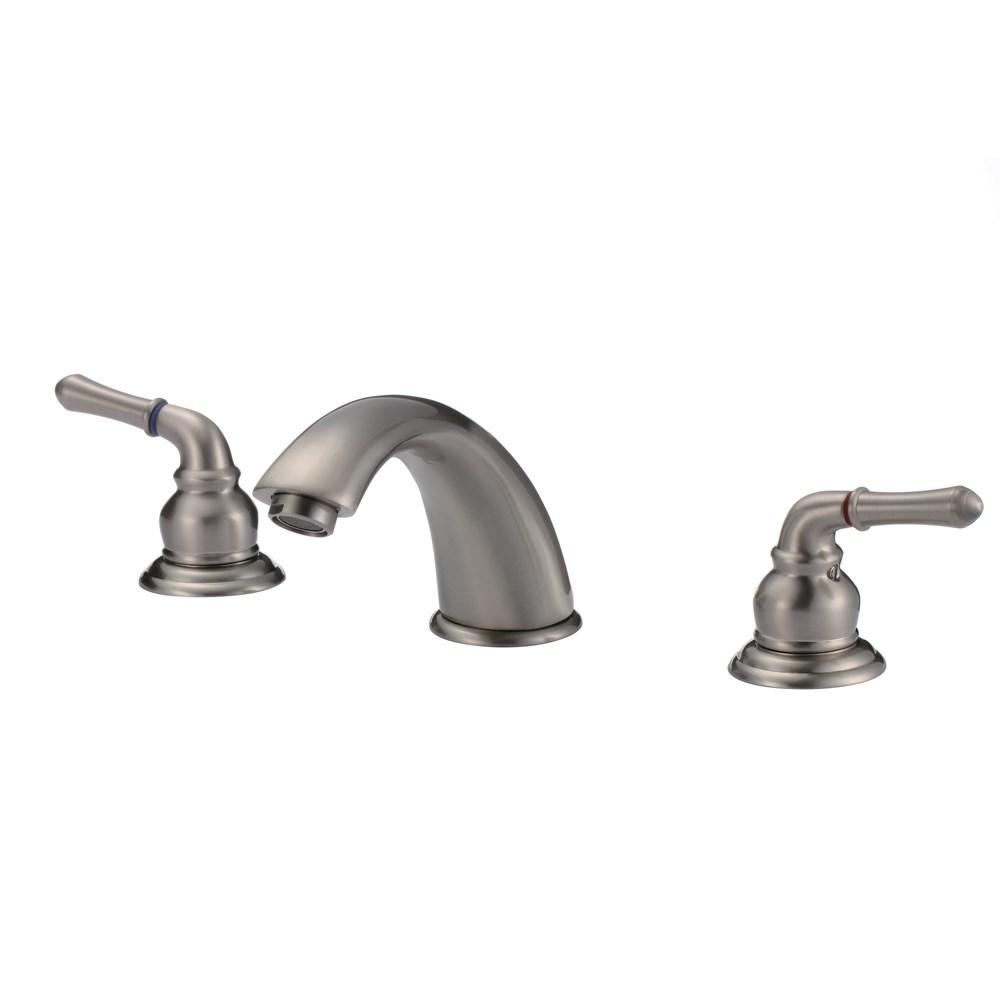 Knightsbridge Widespread Contemporary Bathroom Faucet Free Shipping Modern