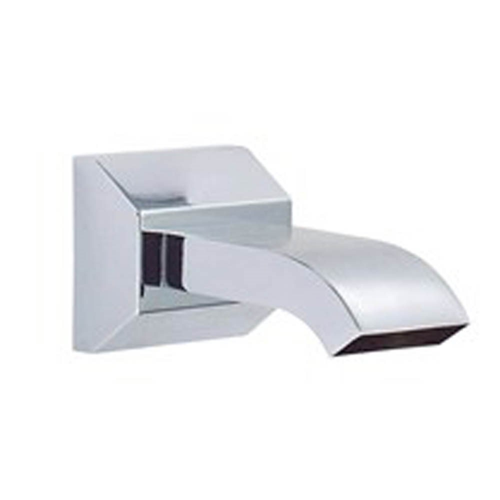 "Danze Sirius 7"" Wall Mount Tub Spout without Diverter - Chromenohtin Sale $87.00 SKU: D606725 :"
