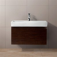 "Vigo 30"" Agalia Single Bathroom Vanity - Wenge VG09018118K1"