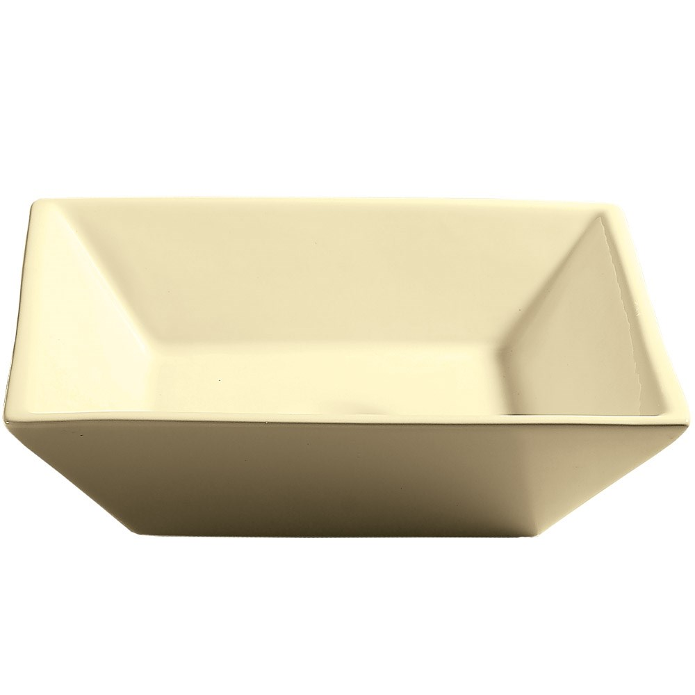 Pyra Porcelain Vessel Sink - Bonenohtin Sale $197.00 SKU: D2800-Bone :