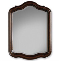 Cole & Co. Calais Mirror - Chestnut