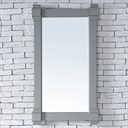 "James Martin Brittany 22"" Mirror - Urban Gray 650-M22-UGR"